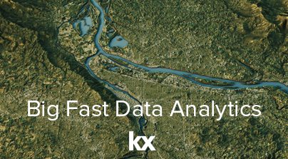 Kx and Earth Observation data