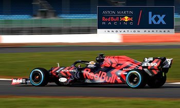 Kx appointed Innovation Partner to Aston Martin Red Bull Racing