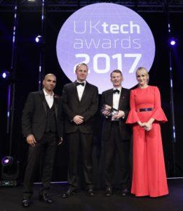 FD top UK Tech Award