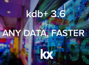 Kx provides rapid access to unstructured data