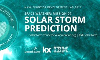 NASA solar storm prediction