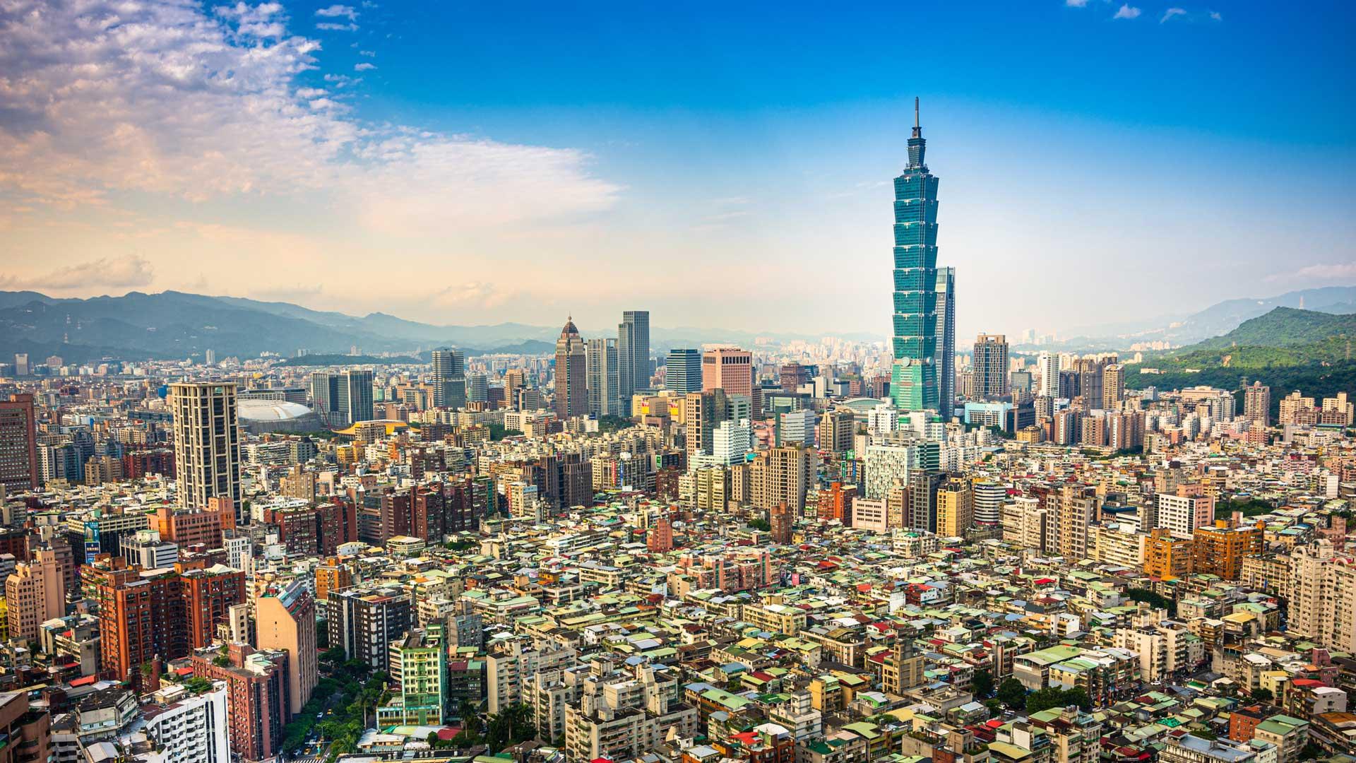 FinTech Space x British Office Taipei August 2021