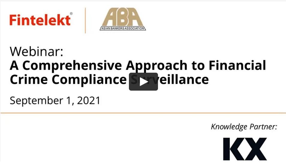 A Comprehensive Approach to Financial Crime Compliance Surveillance