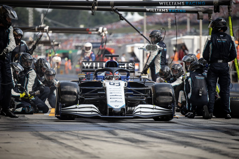 High speed Decision Making on the Edge - A Williams Racing F1 Use Case - Replay